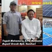 Distributor PJU SHS Solar Cell Listrik Tenaga Surya