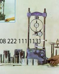JUAL Unconfined Compression Machine
