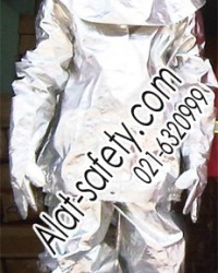 jual baju aluminium untuk petugas pemadam kebakaran