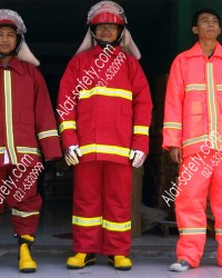 Jual baju pemadam kebakaran untuk cadangan alat safety maupun untuk petugas pemadam kebakaran