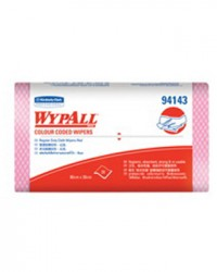Kimberly Clark 94143 Wypall Color Coded Wipers