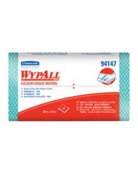 Kimberly Clark 94147 Wypall Color Coded Wipers