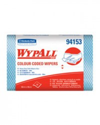 Kimberly Clark 94153 Wypall Color Coded Wipers