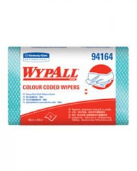Kimberly Clark 94164 Wypall Color Coded Wipers