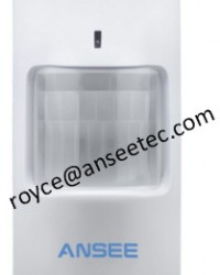 Long Range Wireless PIR Motion Detector