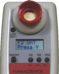 Digital Formalin Meter for Food