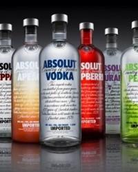MINUMAN ALKOHOL ABSOLUT