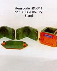 jual cetakan beton kubus Concrete Cube Mold 0813 2006 6151