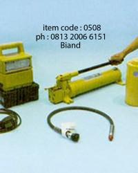 jual Hydraulic Cylinder, Hydraulic Hand Pump, Hydraulic Electric Pump, Hydraulic Hose bandung