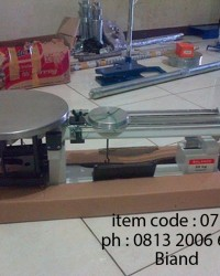 jual Timbangan Ohaus – HEAVY DUTY SOLUTION BALANCE 20 kg cap x 1 g sens (GE-157)
