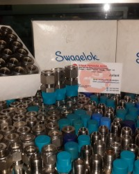 JUAL MALE CONNECTOR PARKER , SWAGELOK , S-LOK , SUPERLOK , ETC