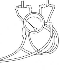 R-VMM Fire Pump Test Meter