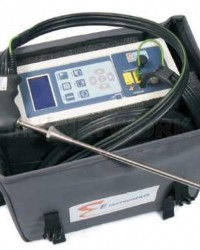 E8500 PORTABLE INDUSTRIAL FLUE GAS EMISSION ANALYZER || JUAL E8500