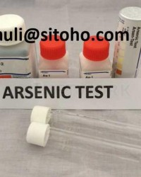 ARSENIC TEST KIT || TEST KIT ARSENIC, JUAL ARSENIC TEST KIT, REAGENT KIT ARSENIC