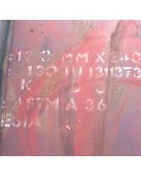 Besi Plate ASTM A36 GG