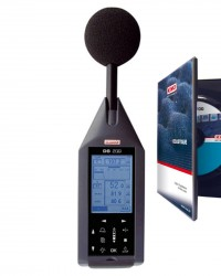 SOUND LEVEL METER DB 200 KIMO || KIMO DB-200 SOUND LEVEL METER