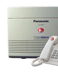 PABX Panasonic KX-TES 824
