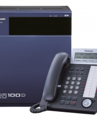 PABX Panasonic KX-TDA 100d & TDA 600