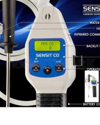 Carbon Monoxide Analyzer CO SENSIT S-CO || Jual CO Analyzer - SENSIT S-CO, Distributor SENSIT