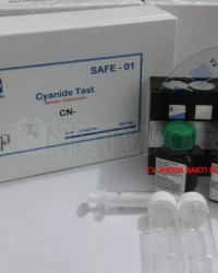 CYANIDA TEST KIT, SIANIDA TEST KIT || JUAL CYANIDA TEST KIT, CYANIDA TEST