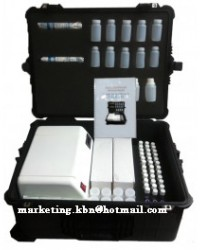 SIMPLE WATER TEST KIT FOR MICROBIOLOGY FMA-H2S    WATER TEST KIT FOR MICROBIOLOGY