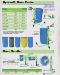 Promo Hydraulic Drum Porter'l'OPK