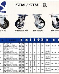 Promo Castor Wheel'l'Roda Murah
