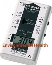 Electromagnetic Field Meter (EMF METER), Alat Ukur Faktor Fisik Udara