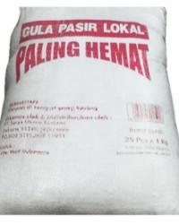 Produk Gula Pasir lokal