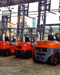 Forklift Bahan Bakar Solar 3 Ton | Forklift 3 Ton Solar | Forklift solar 3 Ton | 3 Ton Forklift Baha