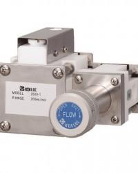 Teflon Constant Flow Valve for Liquids/Chemicals MODEL 2600 SERIES