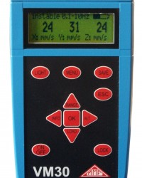 VM 30 MMF HUMAN VIBRATION METER VM-30 ( HAND ARM AND WHOLE BODY) || HUMAN VIBRATION