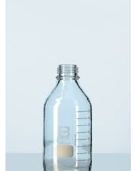 DURAN® protect laboratory bottle  with DIN thread, GL 45, plastic coated