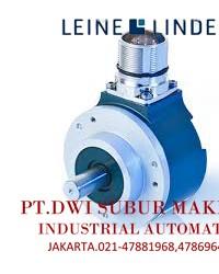 LEINE & LINDE RXL 503 - Robust  58mm incremental Encoder