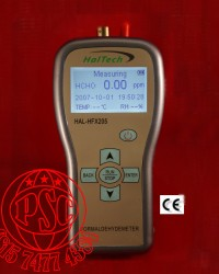 HFX205 Formaldehyde Meter-Monitor Hal Technology