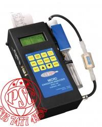 Enerac-500 Gas Analyzer