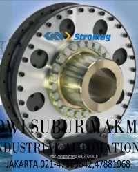 STROMAG FLEXIBLE COUPLING ALASTIC TRI-R SERIES