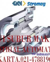 S T R O M A G Multiple-Disc brake / Spring /Hydraulic release KMB-ZM/KLB-ZM SERIES
