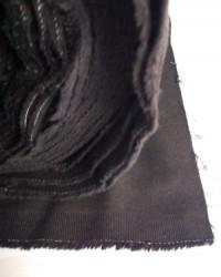 Kain Stretch Denim 11 oz Overdyed Blacktop 2282