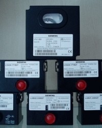 Siemens gas burner controller LFL1.333, 220v