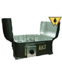 WALKER CENTRIFUGE WATER HEATED 12VDC 2-PLACE FOR SHORT CONE 18021
