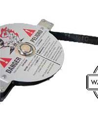 WALKER TAPE GAUGING 25' BLACK F590 (1290S)  42631WV