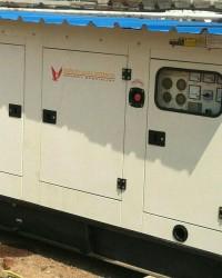 GENSET STARKE GSS 150 (150KVA) 100% Built Up