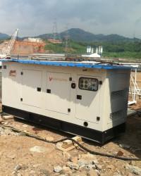 GENSET STARKE GSS 200 (200KVA) 100% Built Up