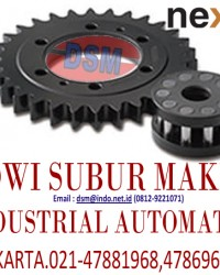 NEXEN STRAIGHT-TOOTHED GEAR WHEEL RPS SERIES