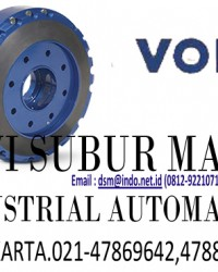 VOITH HIGHLY FLEXIBLE R COUPLING SERIES BR1xx