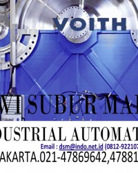BHS INTEGRAL GEAR UNITS VOITH