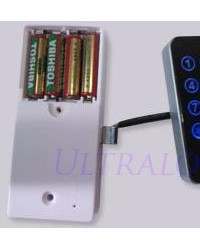 Ultralock Kunci Locker Elektrik PIN  LC012D