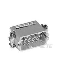 HE.16.STI.S.B 1-16 Connector Sibas HDC Inserts
