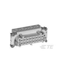 HE.16.BU.S.B 1-16 Sibas Connector  HDC Inserts